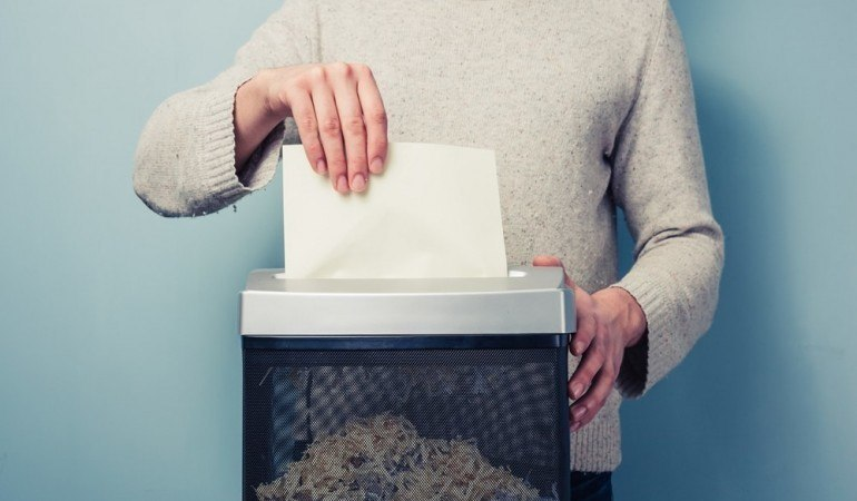 Reviewed: The Best Paper Shredder for Home Use